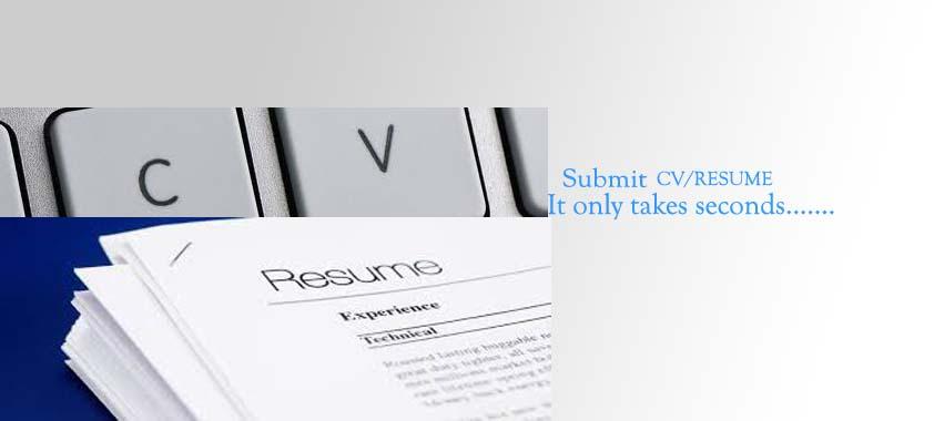 Submit CV